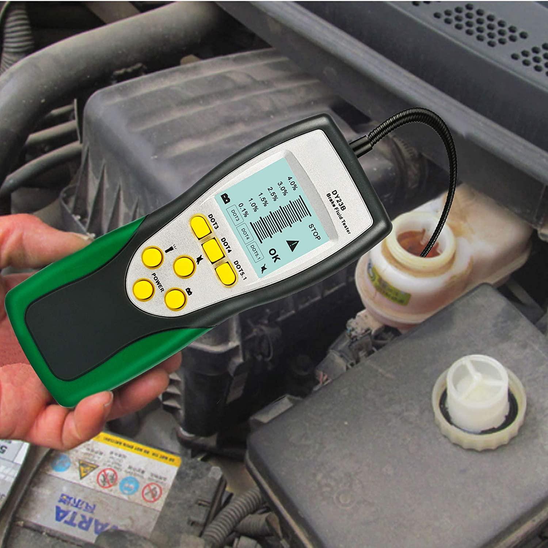 testeur de liquide de frein